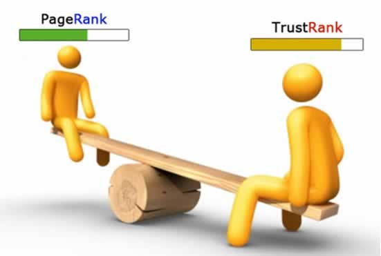 PageRank与TrustRank影响因素分析