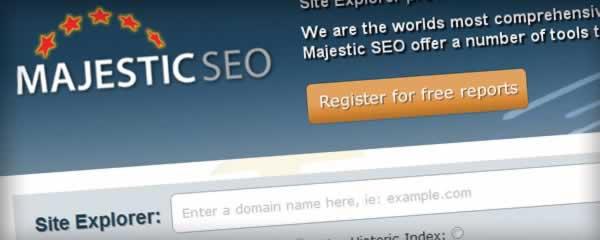 MajesticSEO.com—外链对比工具