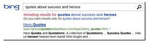 Bing核心搜索研发部:搜索质量的见解