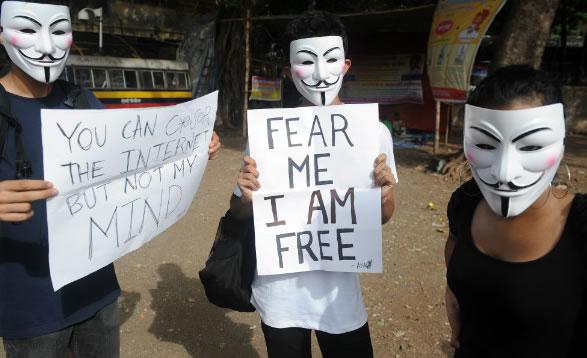Google呼吁建立自由开放的互联网
